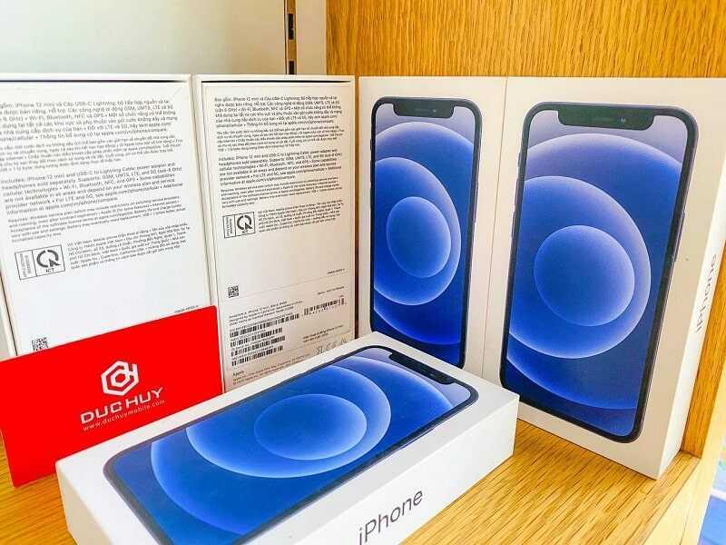 Có sẵn iPhone 12 Mini 64GB