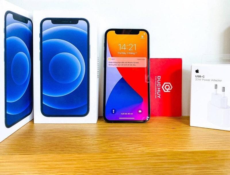 màn hình iPhone 12 Mini