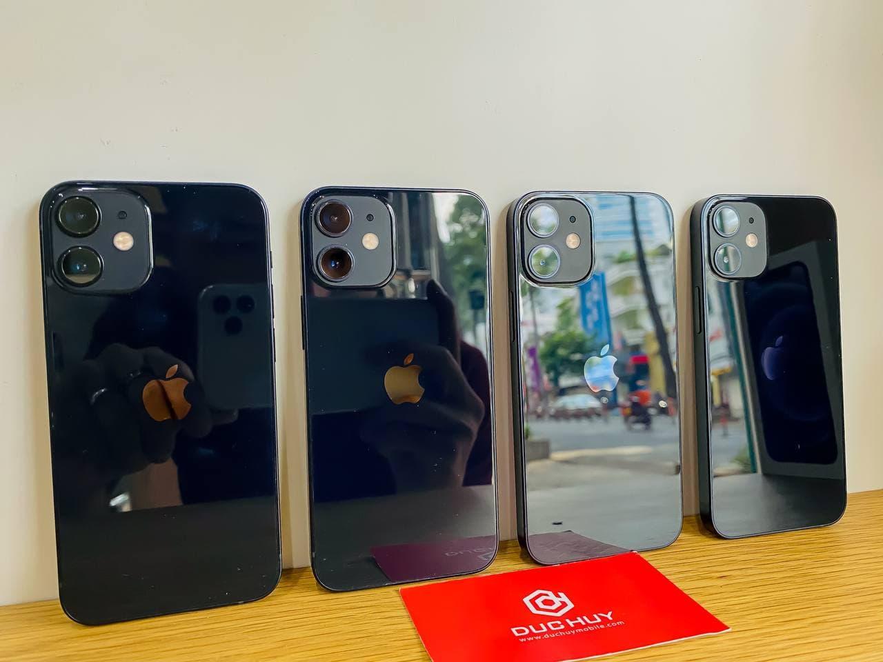thiết kế iPhone 12 Mini