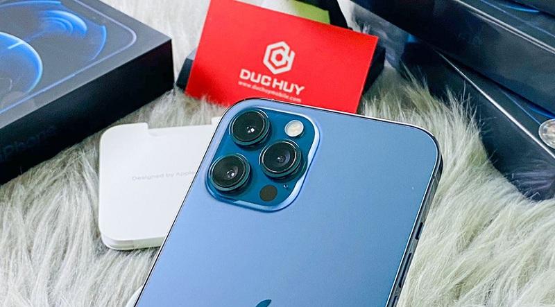 camera iPhone 12 Pro 256GB Chính Hãng