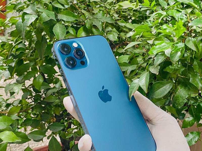 Đánh giá camera iPhone 12 Pro Mâx