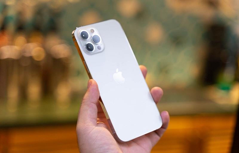camera iPhone 12 Pro Max cũ