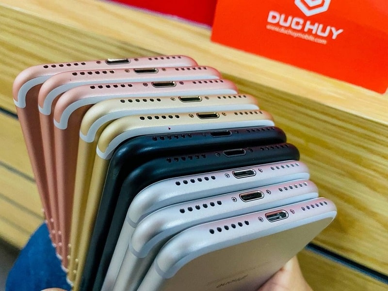 Pin iPhone 7 32GB cũ quốc tế