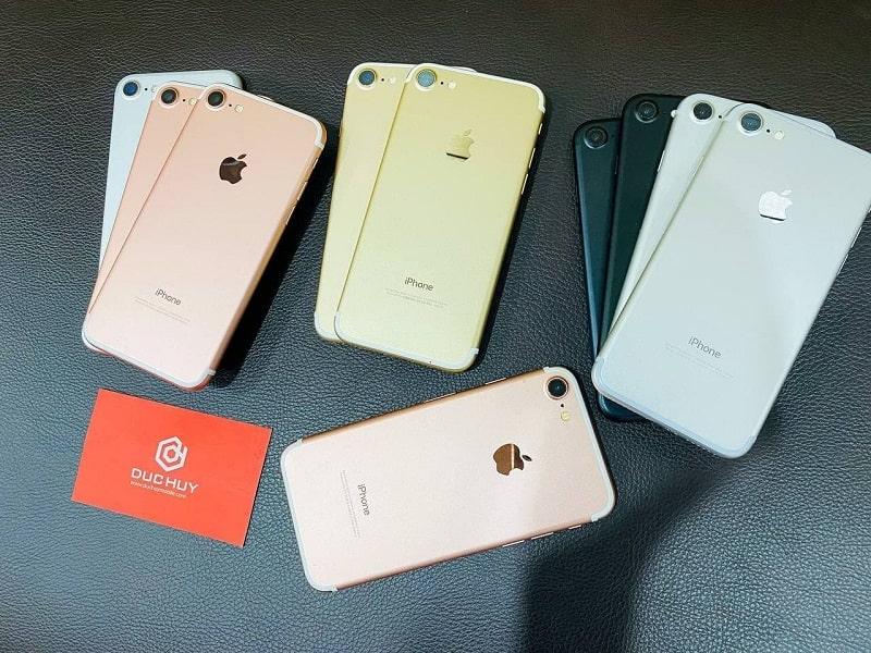 Có sẵn iPhone 7 32GB cũ quốc tế