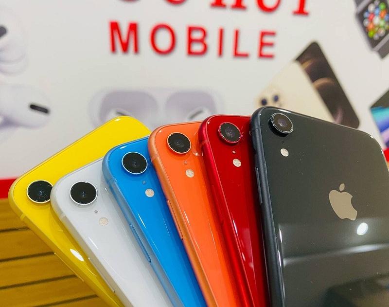 thiết kế iPhone XR 64GB Chưa Active
