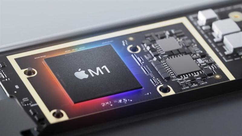 chip M1 trên Mac Mini 2020 256GB