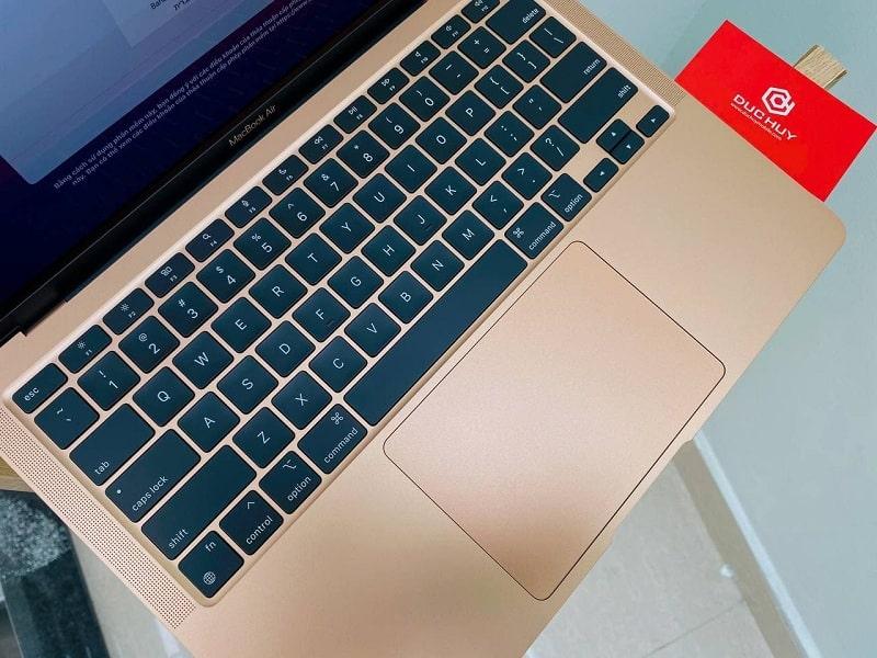 Hiệu năng Macbook Air M1 16GB   256GB