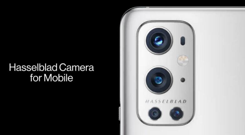Camera OnePlus 9 pro