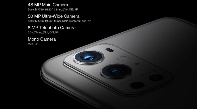 Độ phân giải camera OnePlus 9 Pro