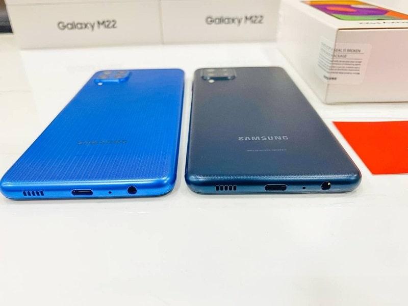 Pin Samsung Galaxy M22
