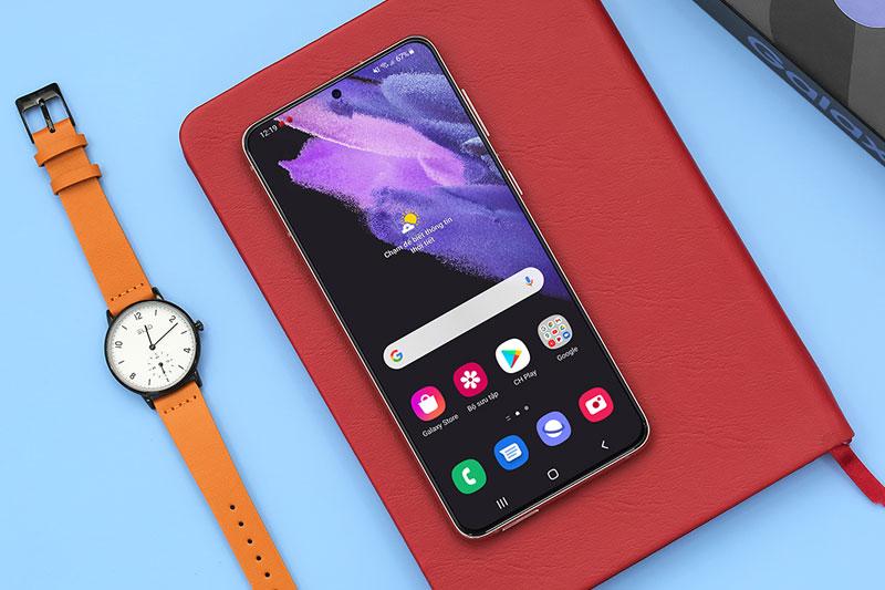 màn hình Samsung Galaxy S21 Plus 5G 256GB