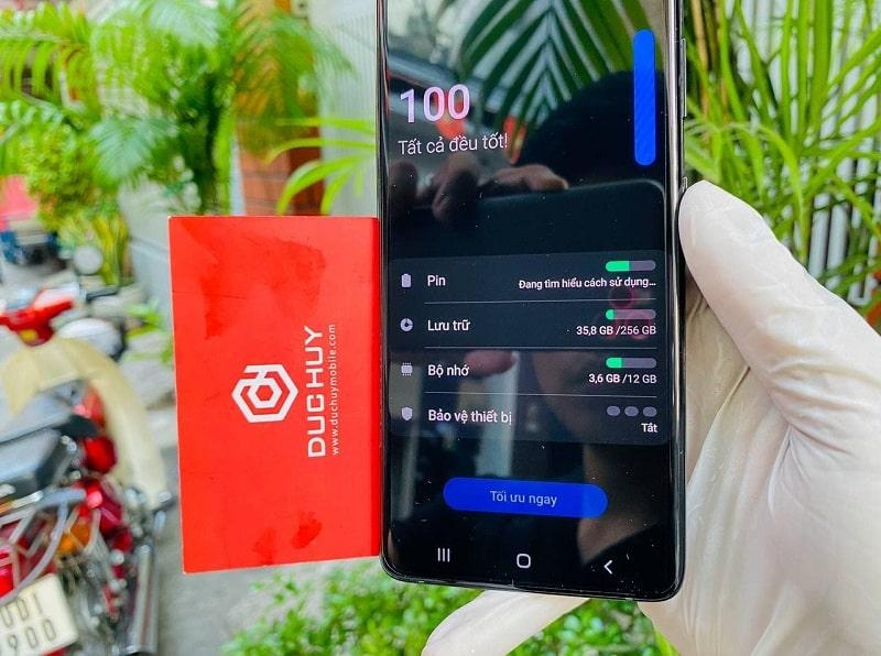 cấu hình Samsung Galaxy S21 Ultra 5G 256GB