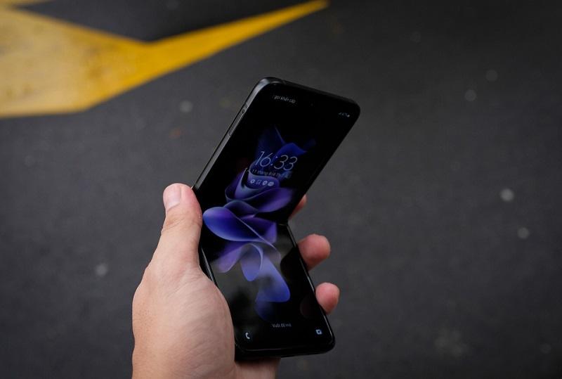 Cấu hình Samsung Galaxy Z Flip 3 5G 128GB