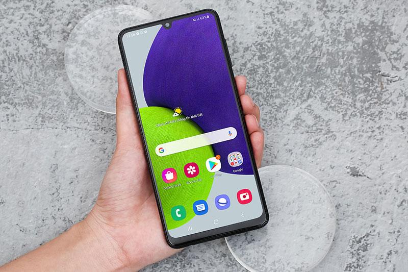 Điện thoại Samsung Galaxy A22 6GB | 128GB