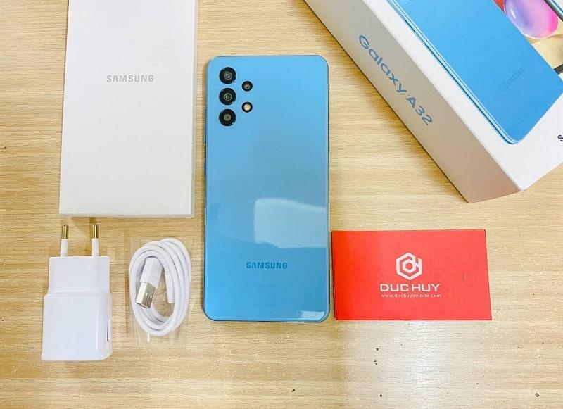 Galaxy A32 fullbox