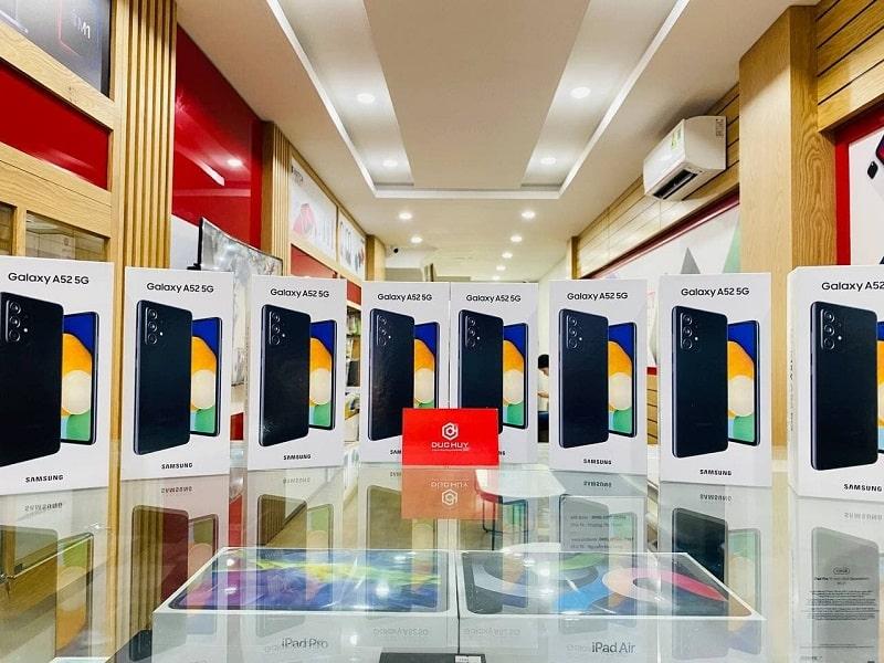 Samsung Galaxy A52 5G 8GB | 128GB