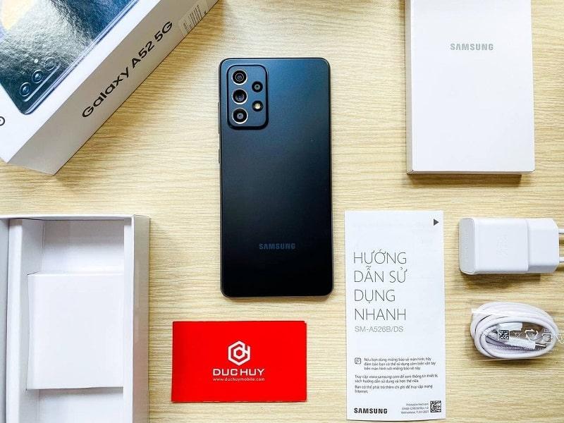 Thiết kế Samsung Galaxy A52 5G 8GB | 128GB