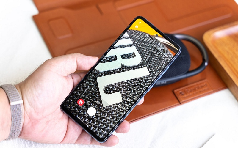 chụp ảnh Samsung Galaxy A52