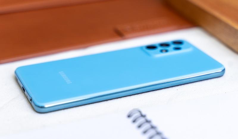 kích thước Samsung Galaxy A52