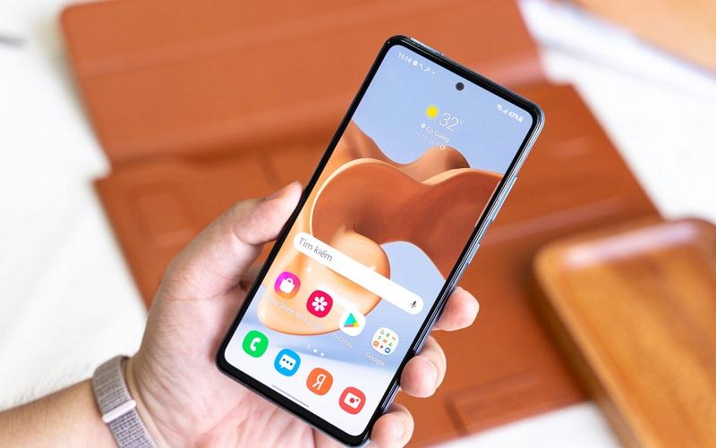 màn hình Samsung Galaxy A52