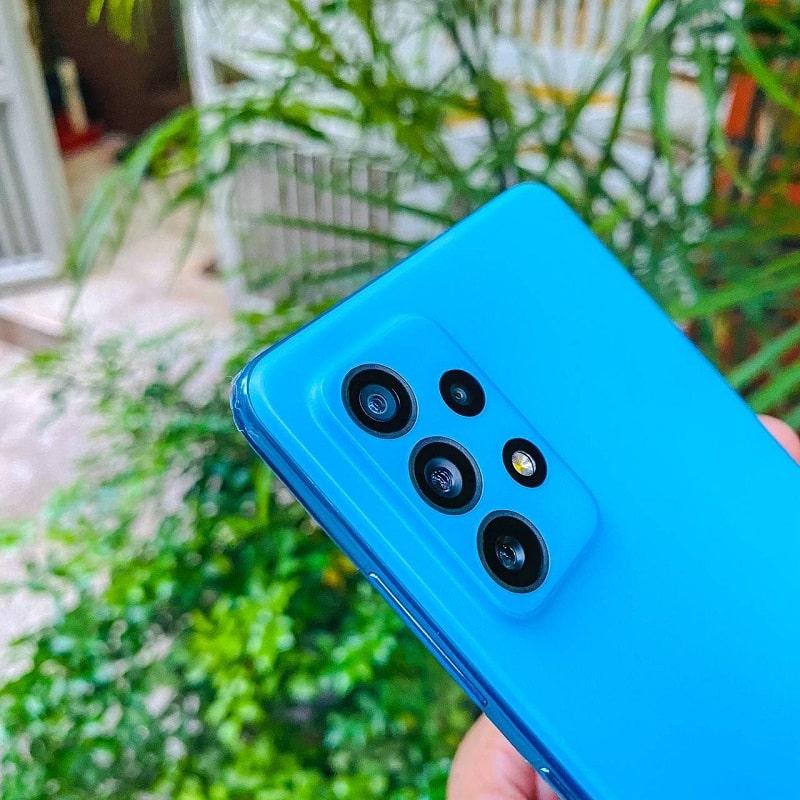 Camera Samsung Galaxy A72 8GB | 128GB