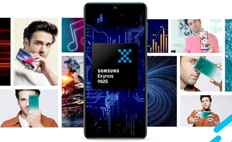 cấu hình Samsung Galaxy F62