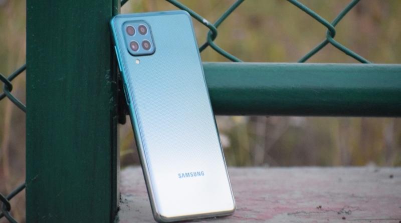 thiết kế Samsung Galaxy F62