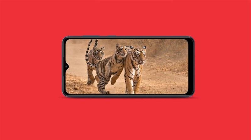 màn hình Samsung Galaxy M02