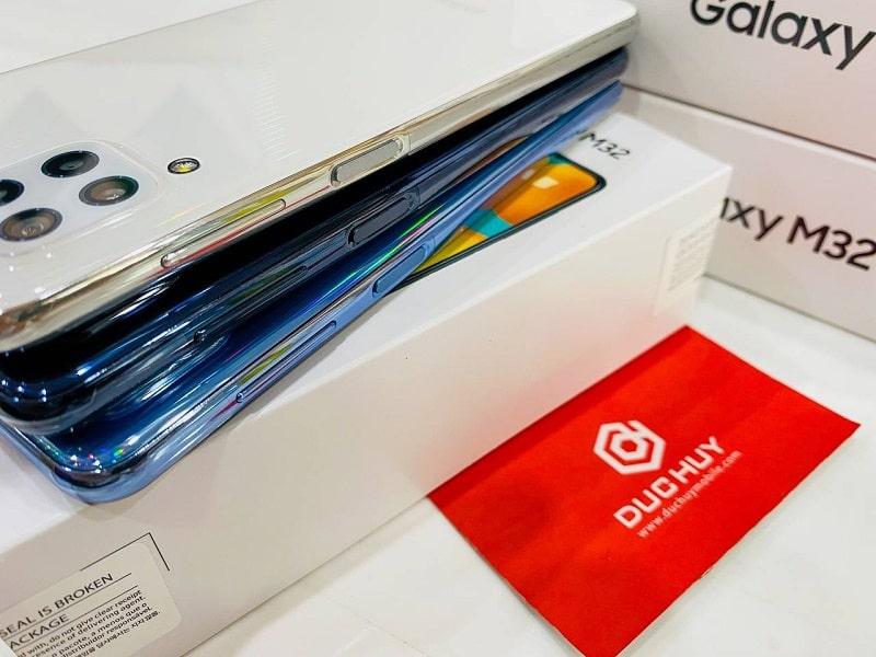 cấu hình Samsung Galaxy M32 8GB | 128GB