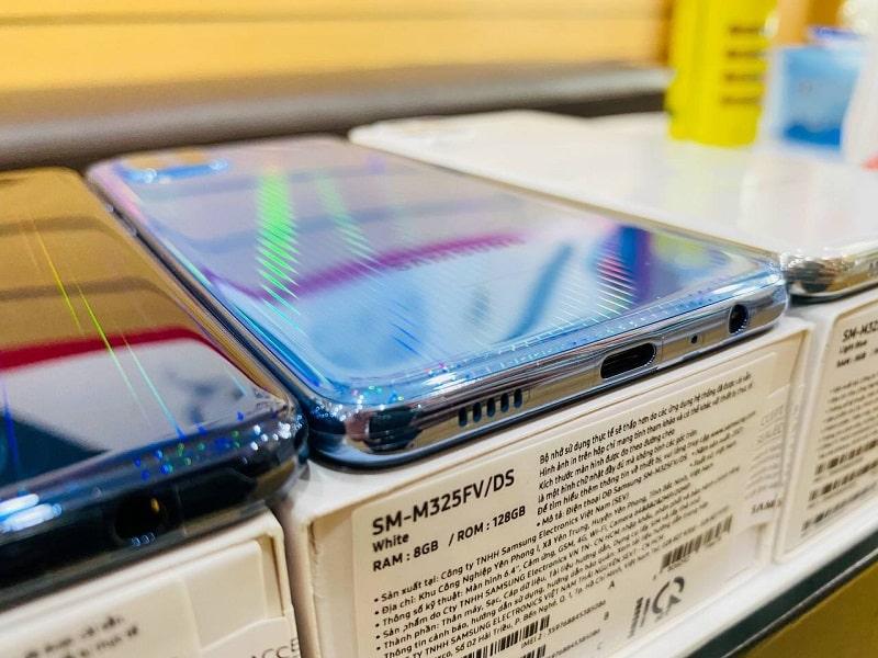 pin Galaxy M32 8GB | 128GB