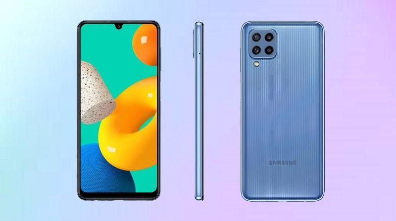 Cấu hình Samsung Galaxy M32