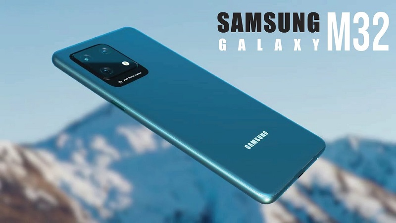 Pin Samsung Galaxy M32
