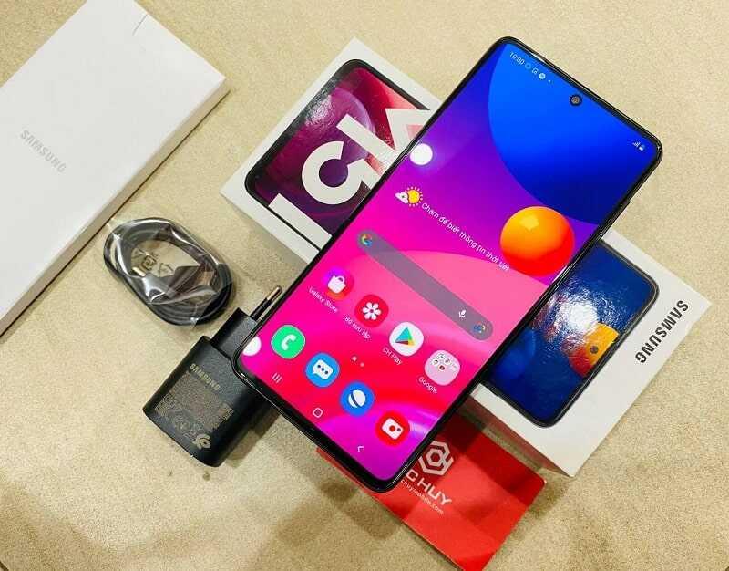 màn hình Samsung Galaxy M51 cũ