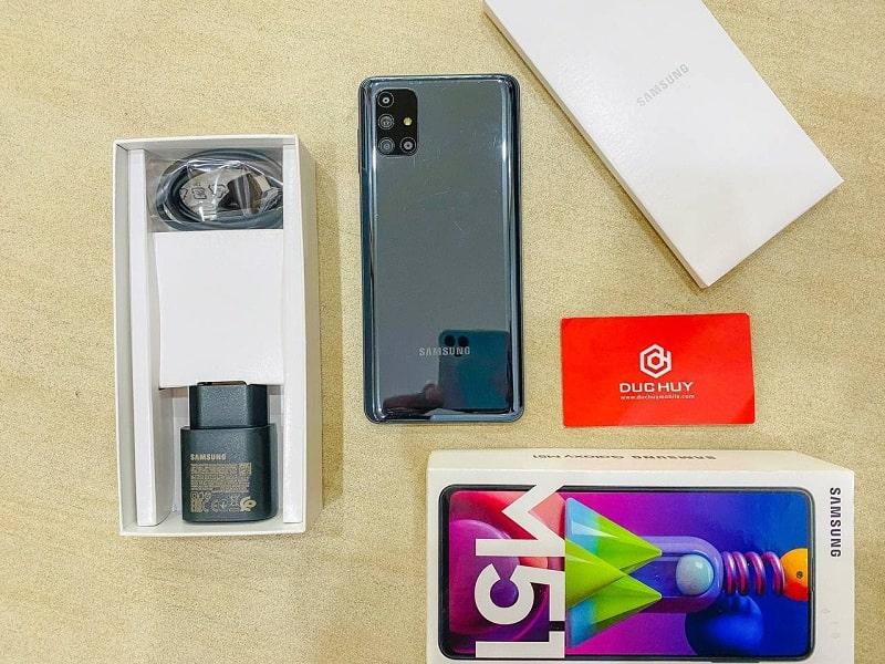 Samsung Galaxy M51 cũ