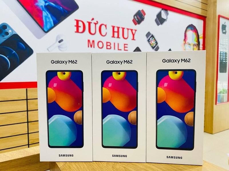 Có sẵn Samsung Galaxy M62