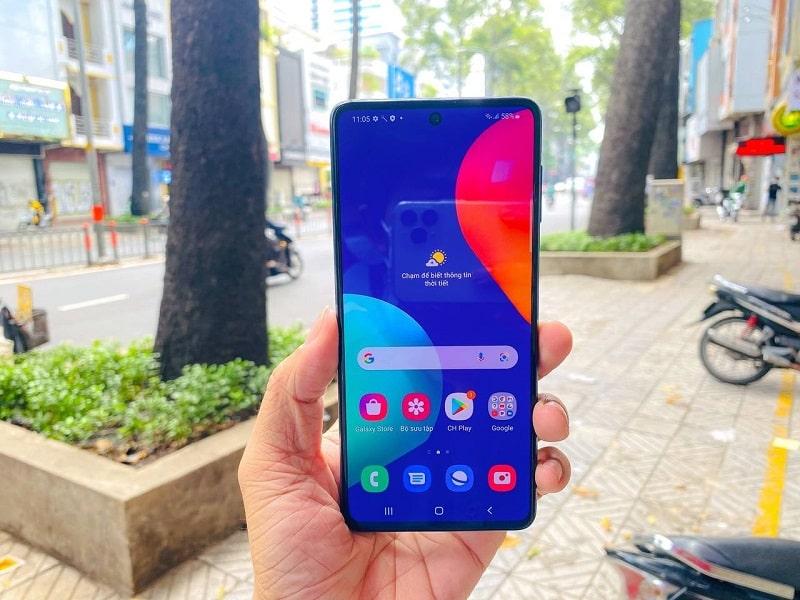 Màn hình Samsung Galaxy M62