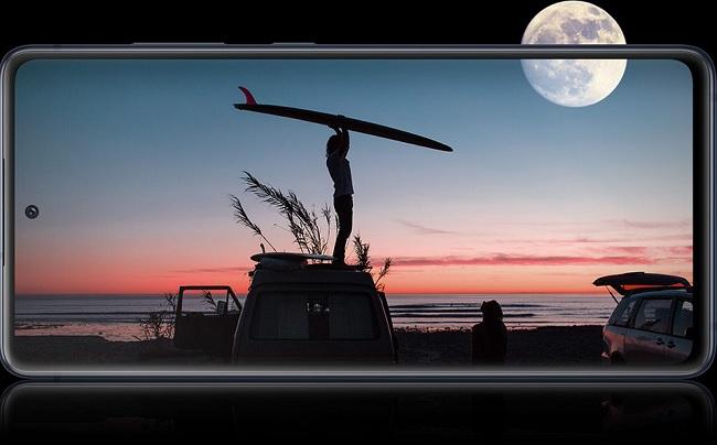 Cấu hình Samsung Galaxy S20 FE Snapdragon 865