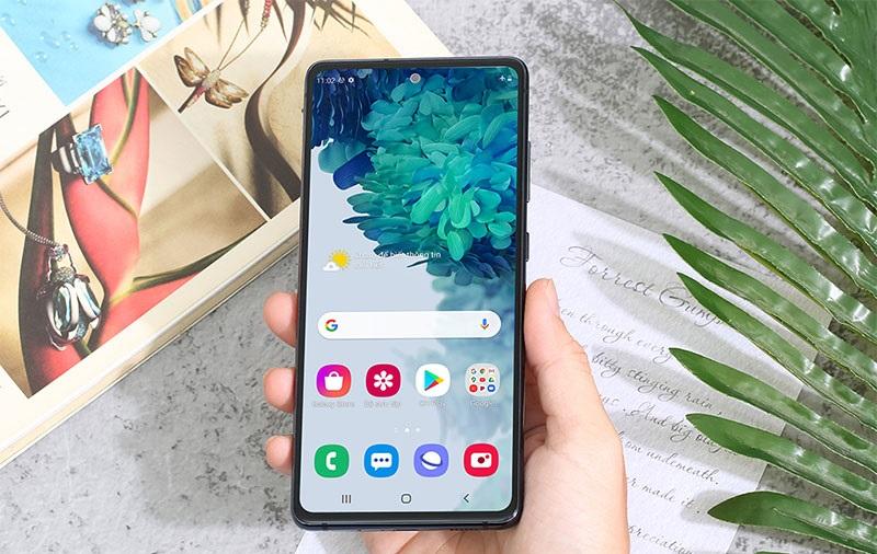 Samsung Galaxy S20 FE Snapdragon 865