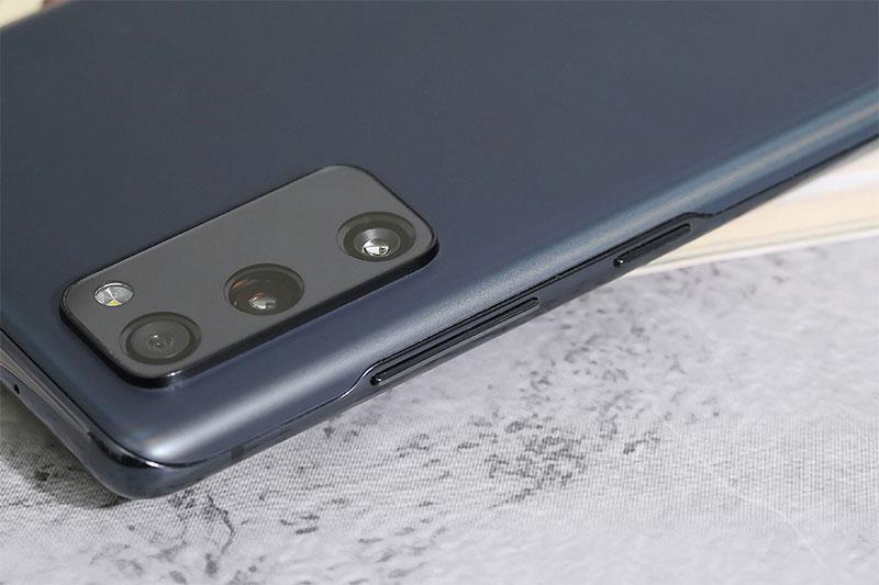 Camera Samsung Galaxy S20 FE Snapdragon 865