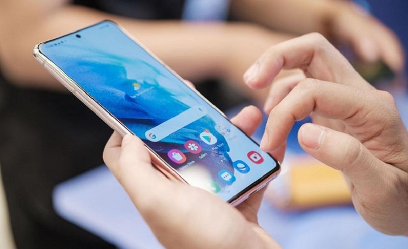 cấu hình Samsung Galaxy S21 Plus 5G