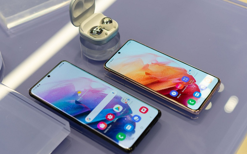 màn hình Galaxy S21 Plus 5G
