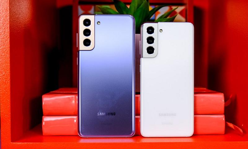 Samsung Galaxy S21 Plus vs Galaxy S21