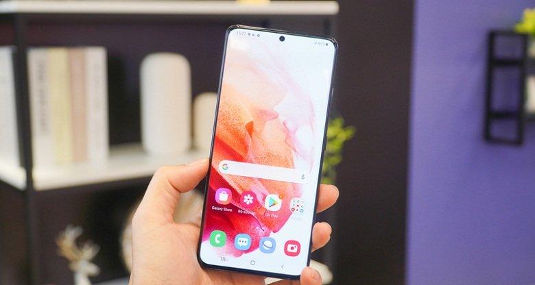Màn hình Samsung Galaxy S21 Ultra 5G 256GB