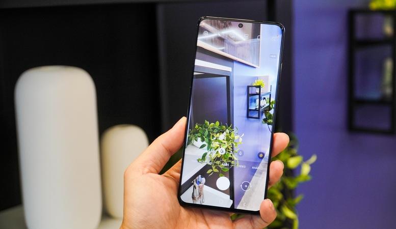chụp ảnh Samsung Galaxy S21 Ultra 5G chính hãng