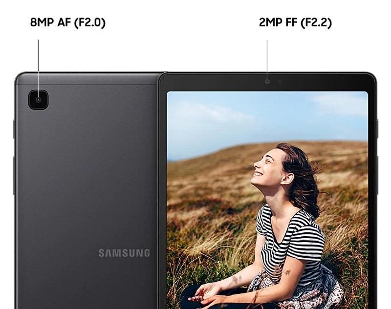 Camera Samsung Galaxy Tab A7 Lite Chính Hãng