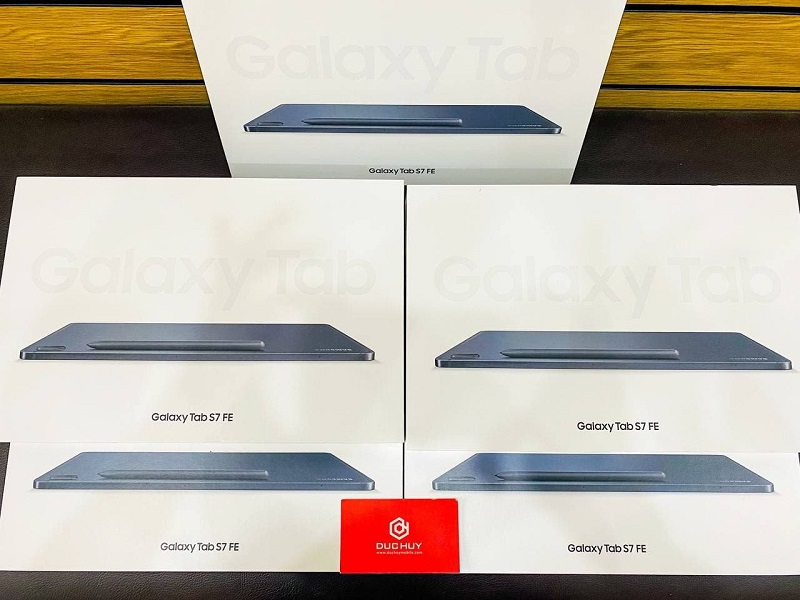 Có sẵn Samsung Galaxy Tab S7 FE