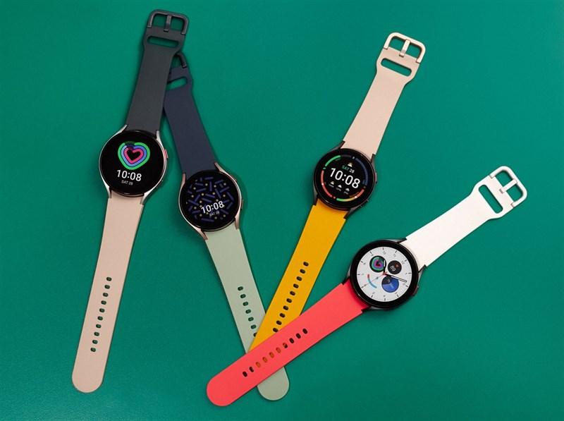 Thiết kế Samsung Galaxy Watch 4 44mm