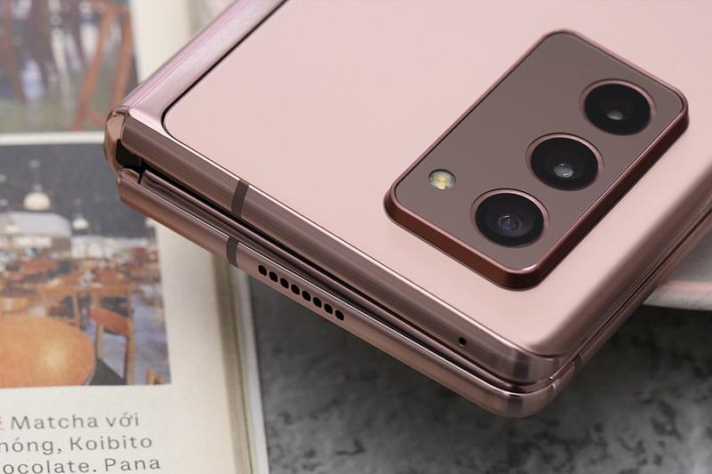 Camera Samsung Galaxy Z Fold 2 5G Cũ 99% Chính Hãng