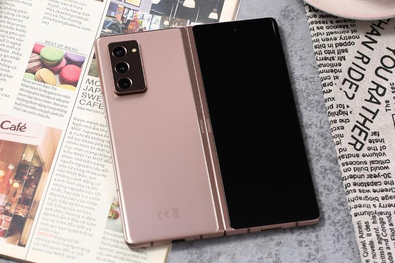 Màn hình phụ Samsung Galaxy Z Fold 2 5G Cũ 99% Chính Hãng