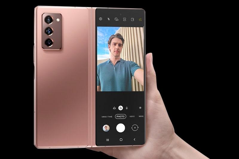 Camera Samsung Galaxy Z Fold 2 5G Mỹ Cũ